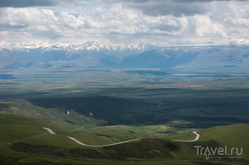 Киргизия весной / Фото из Киргизии