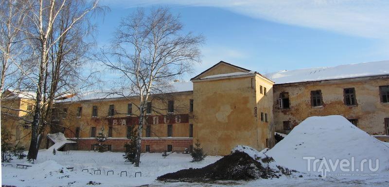 Даугавпилс. Крепость / Латвия