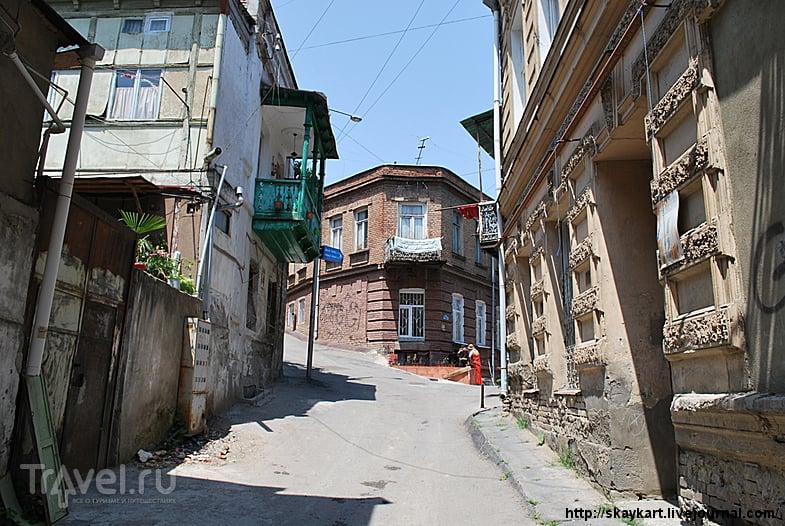 Прогулка по Сололаки / Фото из Грузии