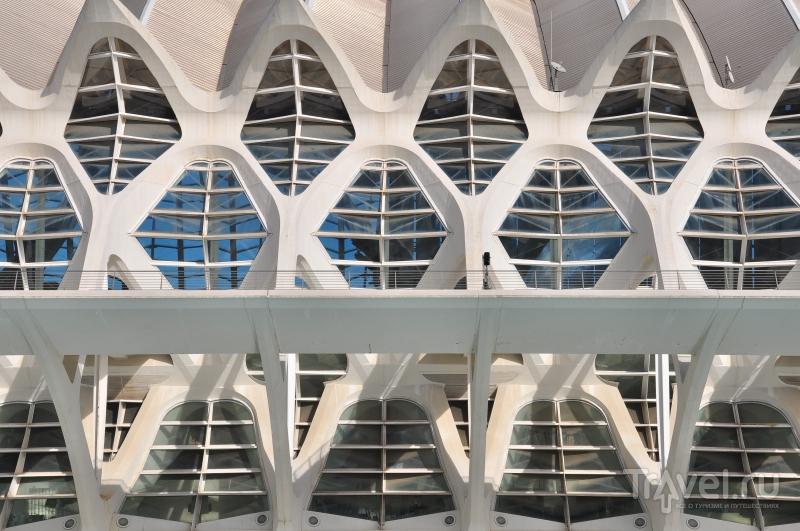 Картинки из Испании. Современная архитектура в Валенсии