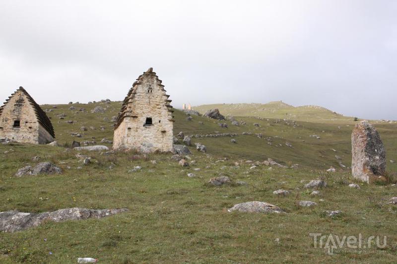 Северная Осетия: Цимити и окрестности / Россия