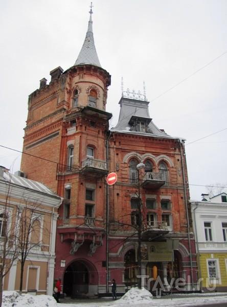 Киев готический: 6 достопримечательностей / Украина