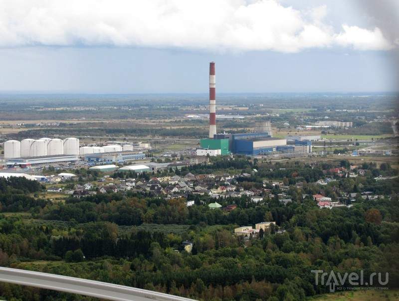 Эстония: таллинская телебашня / Фото из Эстонии