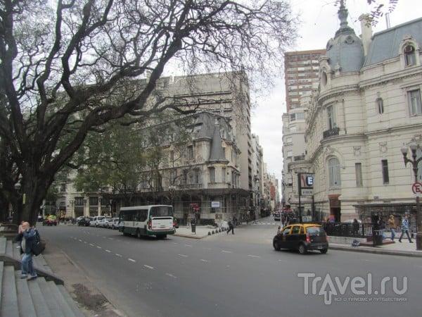 Нетуристический Буэнос-Айрес