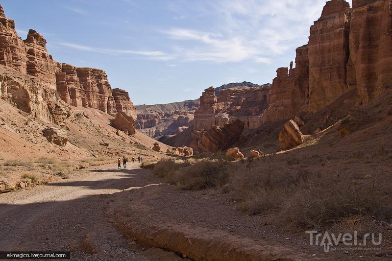 Чарынский каньон в Казахстане / Фото из Казахстана