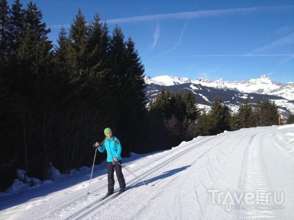 Беговые лыжи: Скандинавия или Альпы? / Финляндия