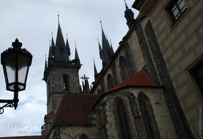 Короткие мгновения январской Праги / Чехия