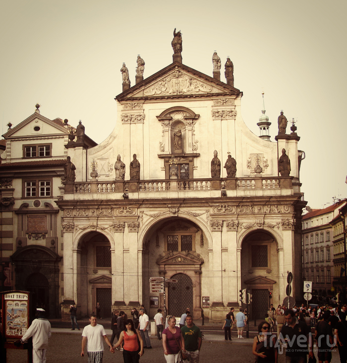 InstaPrague / Чехия
