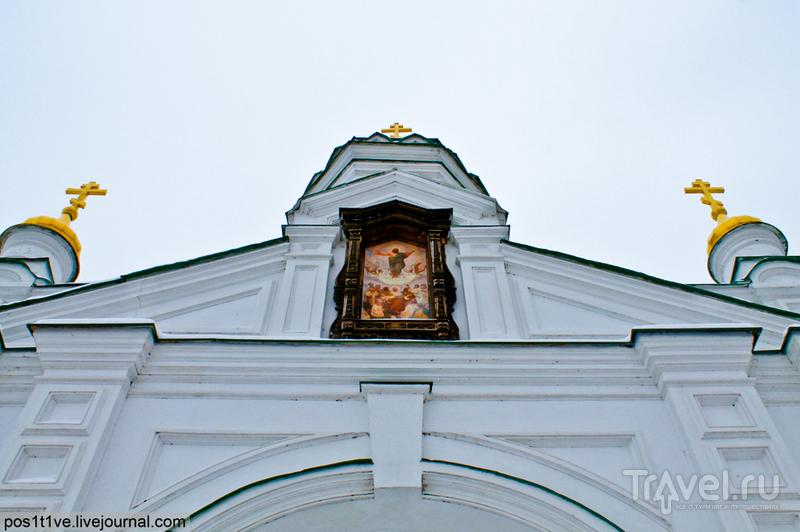 Печерский Вознесенский Мужской монастырь в Нижнем Новгороде / Фото из России