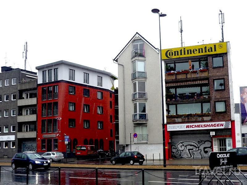 Путешествие по Рейн - Вестфалии. Кёльн / Фото из Германии