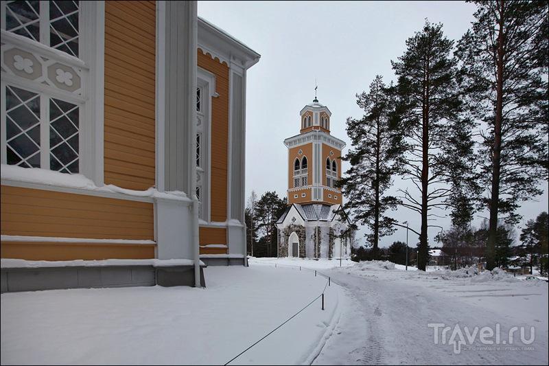 Большая церковь в Керимяки / Финляндия