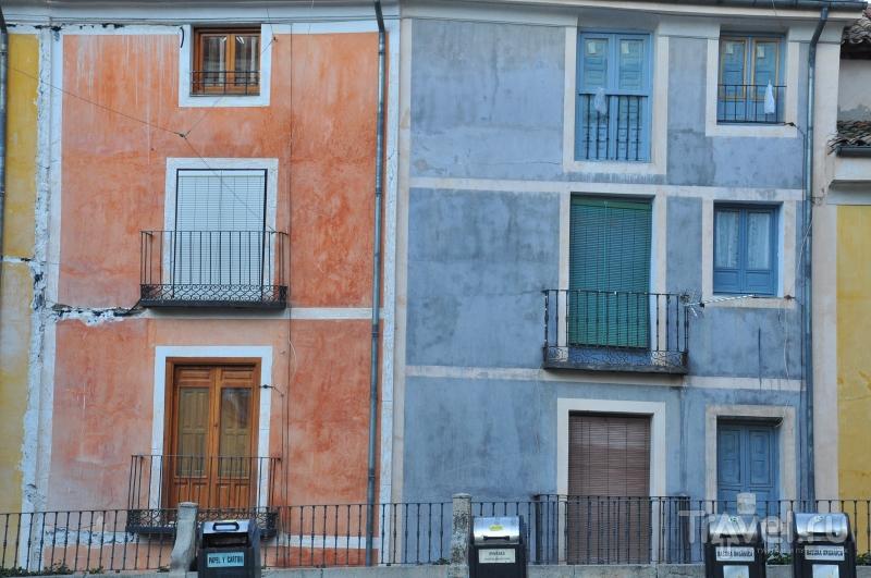 Картинки из Испании. Предрассветная Куэнка / Испания