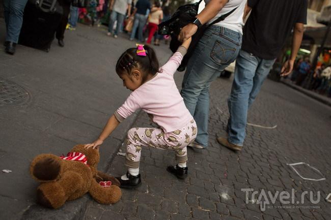 Что делать в Мехико-сити простому незамутненному Эльфу? / Мексика