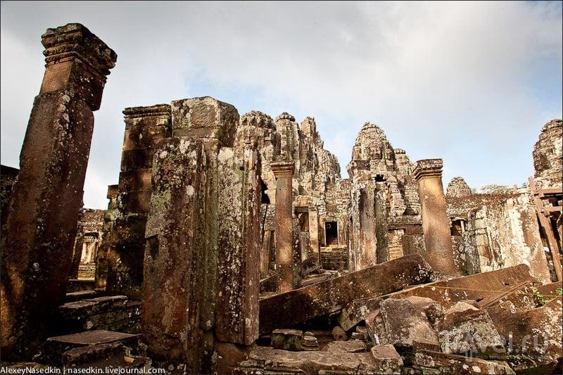 Ангкор: обыкновенное чудо или просто визитка Камбоджи / Фото из Камбоджи