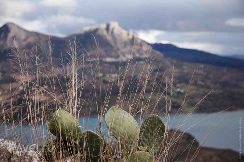 Испания. Саара-де-ла-Сьерра (Zahara De La Sierra) / Испания