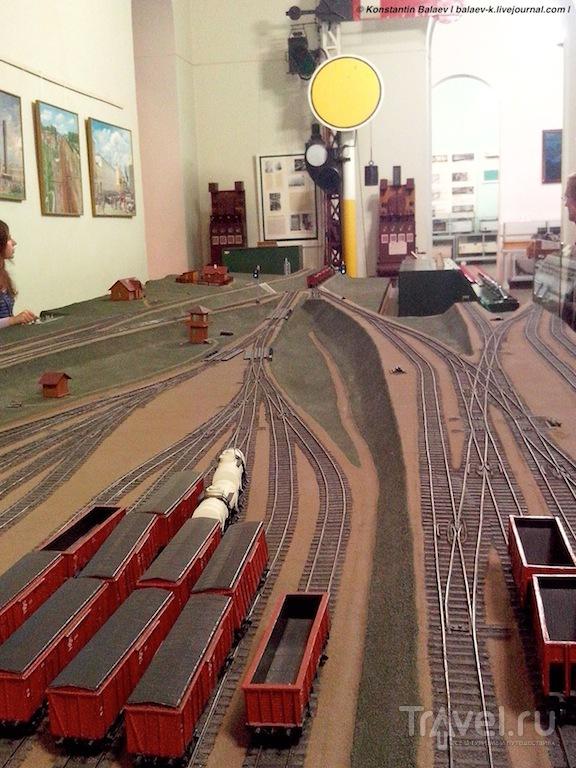 Музей железнодорожного транспорта, Санкт-Петербург / Россия