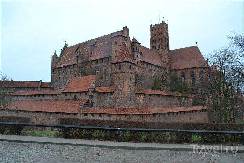 Мариенбург (Мальборк) замок / Польша