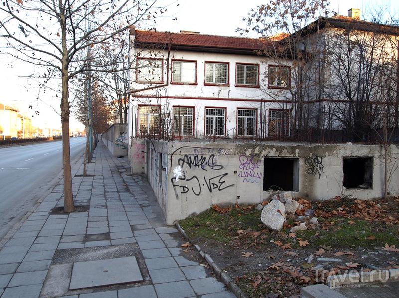 Пловдив - серый и депрессивный город Болгарии. Нетуристический отчет / Болгария