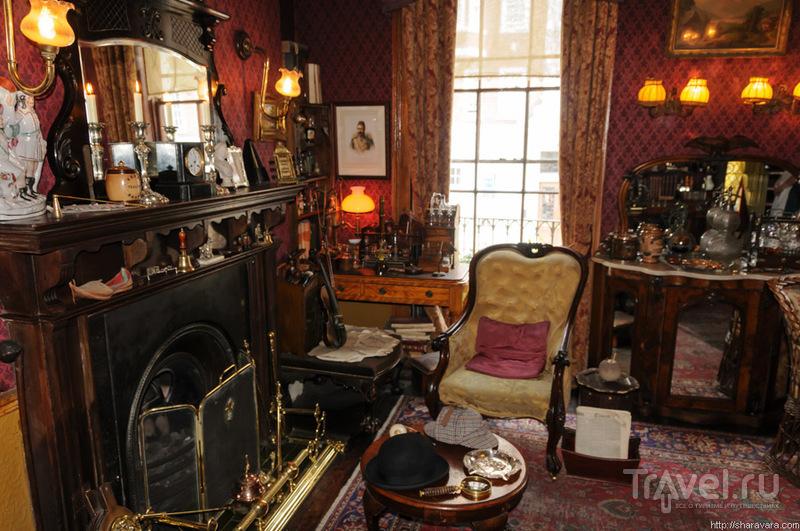 Музей Шерлока Холмса / Великобритания