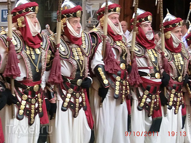 День Валенсии 9 октября / Испания