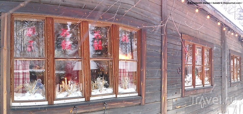 Деревня Санта-Клауса в Куопио, Финляндия / Финляндия