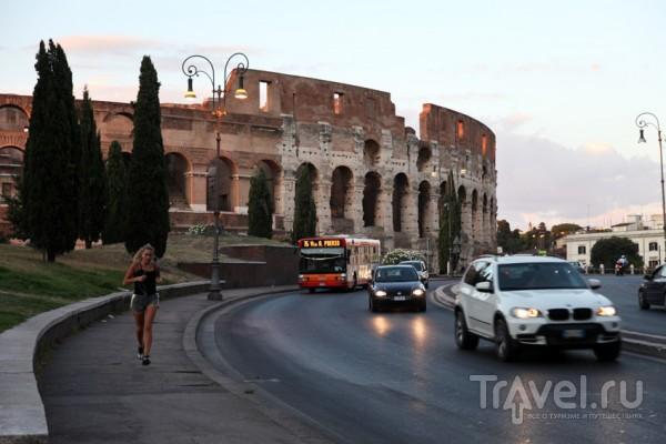 Рим: камни и люди / Италия