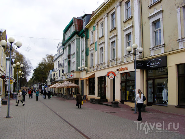 Прибалтийский трип / Латвия