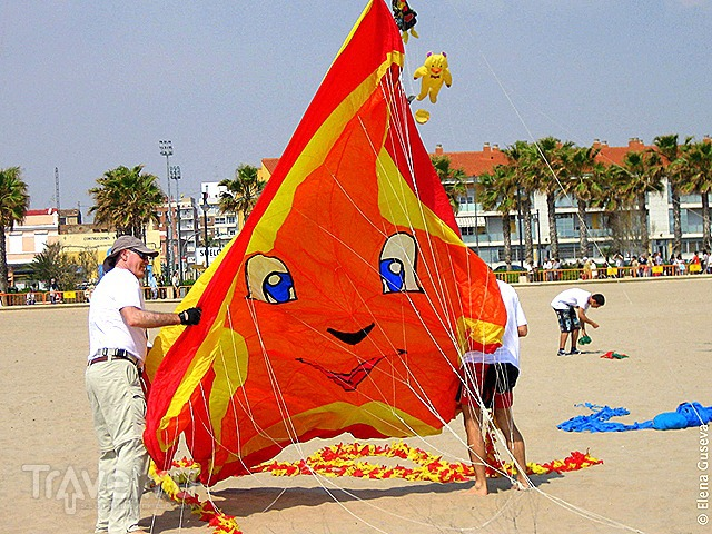 Фестиваль комет / Испания