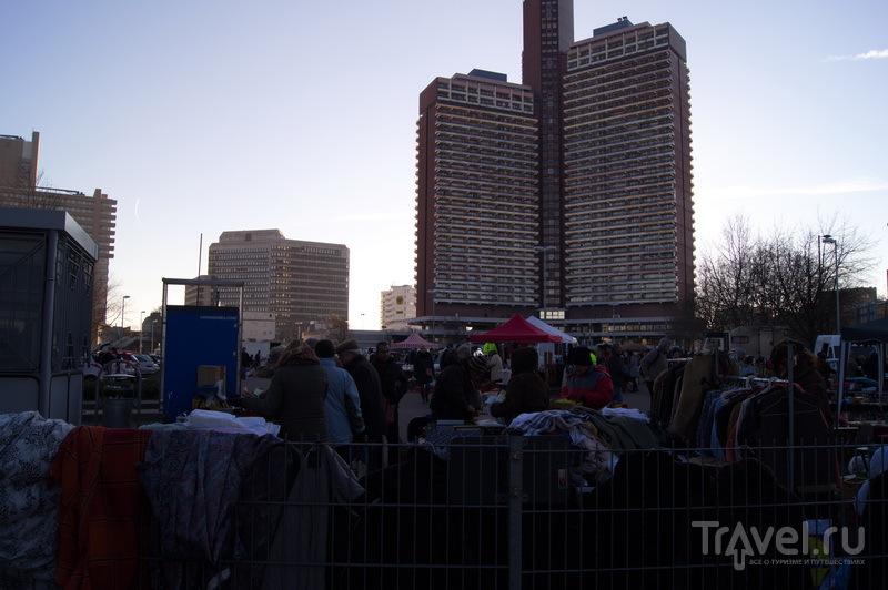 """Блошиный рынок в Кёльне или """"не уступишь, будешь продавать до смерти"""" / Германия"""