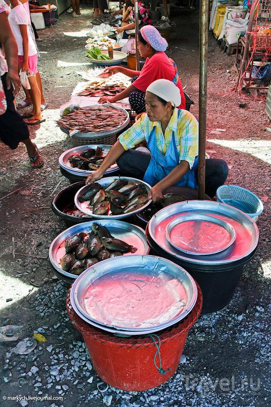 И снова про тайский рынок / Фото из Таиланда
