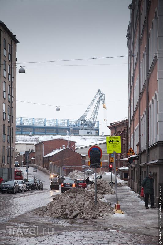 Хельсинки. К соседям на новый год / Финляндия