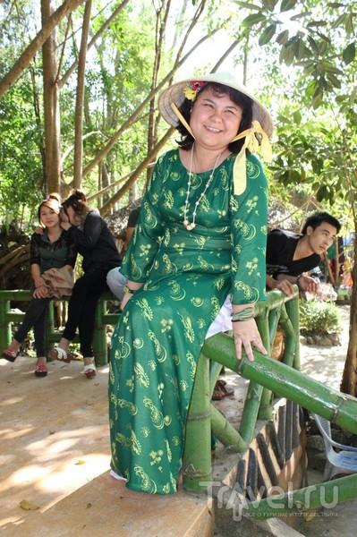 Храмы, водопады, канатки / Вьетнам