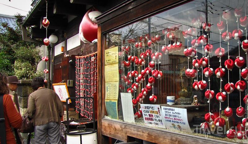 Район Нарамачи в Наре / Фото из Японии