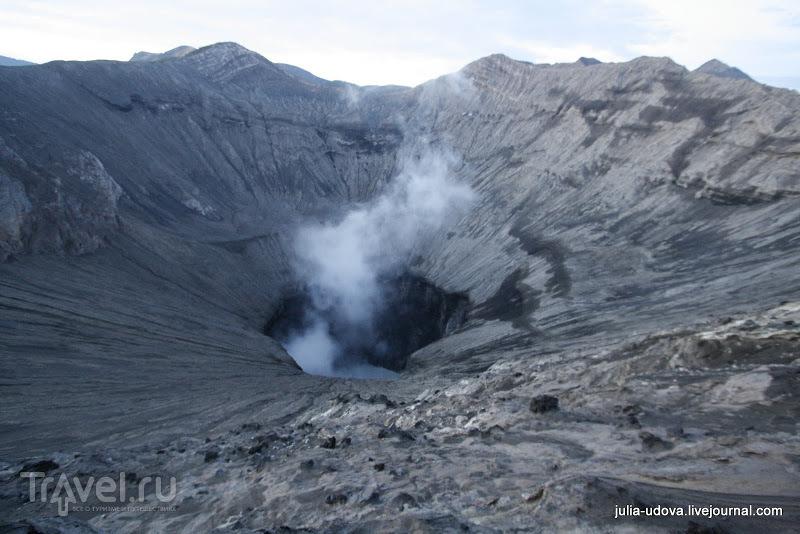 Вулкан Бромо, Индонезия / Индонезия