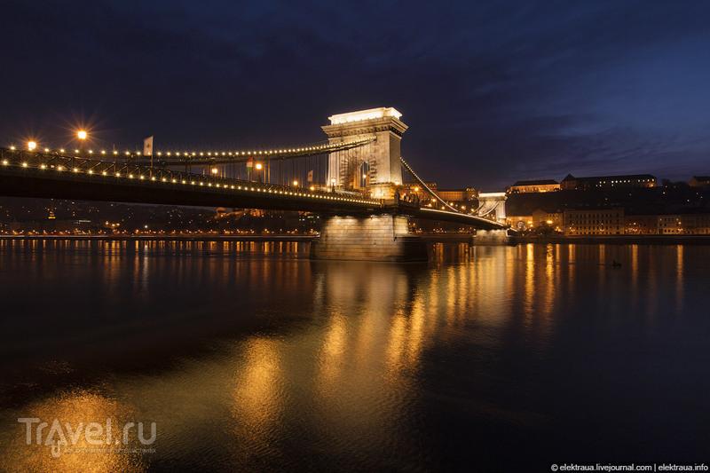 Вечерний Будапешт / Венгрия