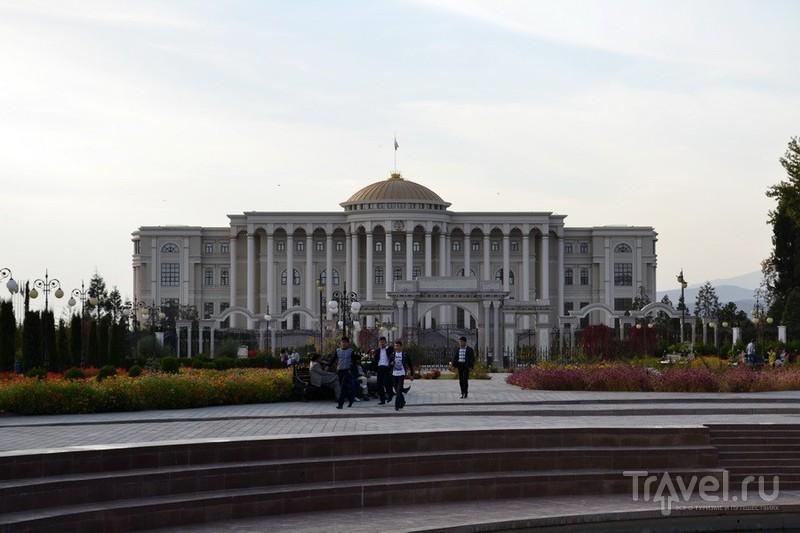 Таджикистан. Душанбе / Таджикистан
