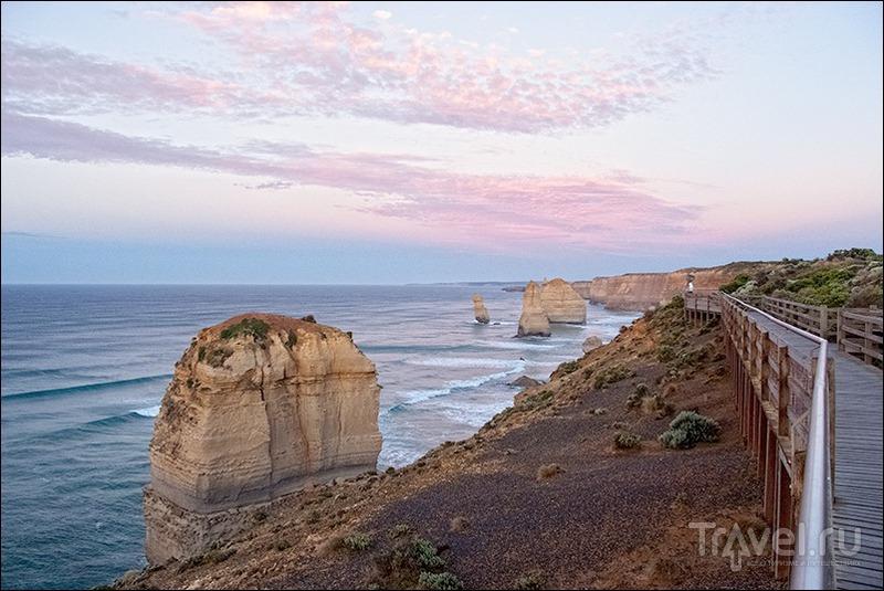 Австралия: Великая Океанская Дорога и 12 Апостолов / Австралия