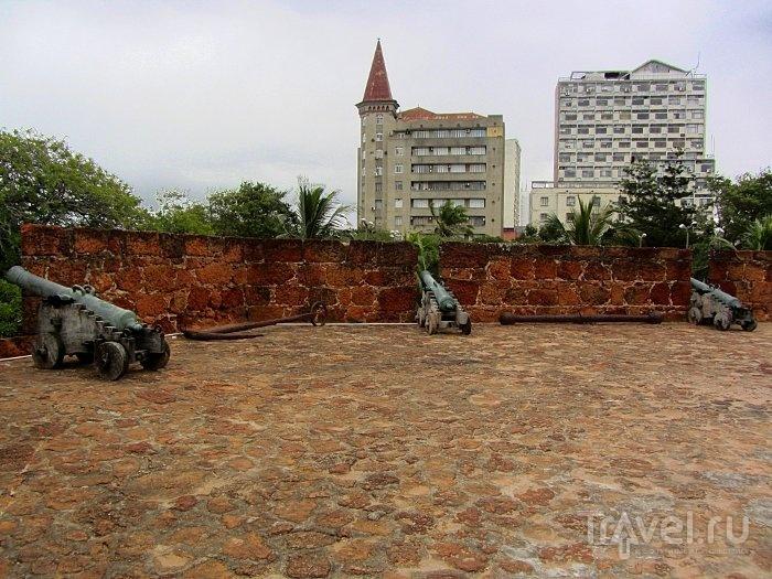 Город Лоренсу-Маркиш / Мозамбик