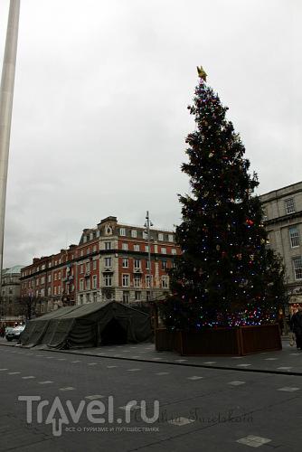 Рождественский Дублин / Ирландия