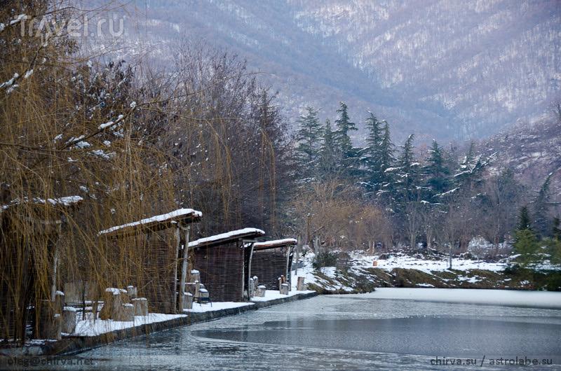 Озеро Лопота, Кахетия, Грузия / Грузия