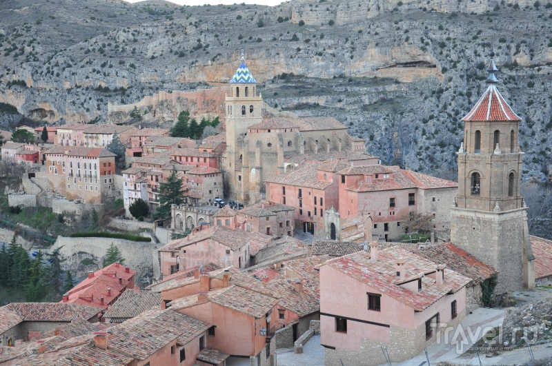 Картинки из Испании. Albarracin, жемчужина Арагона / Испания