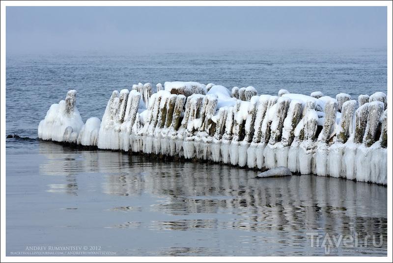 Зимняя Балтика. Зеленоградск (Кранц) / Россия