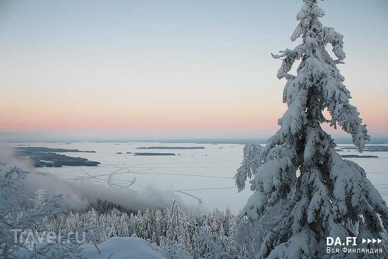 На вершине Финляндии!