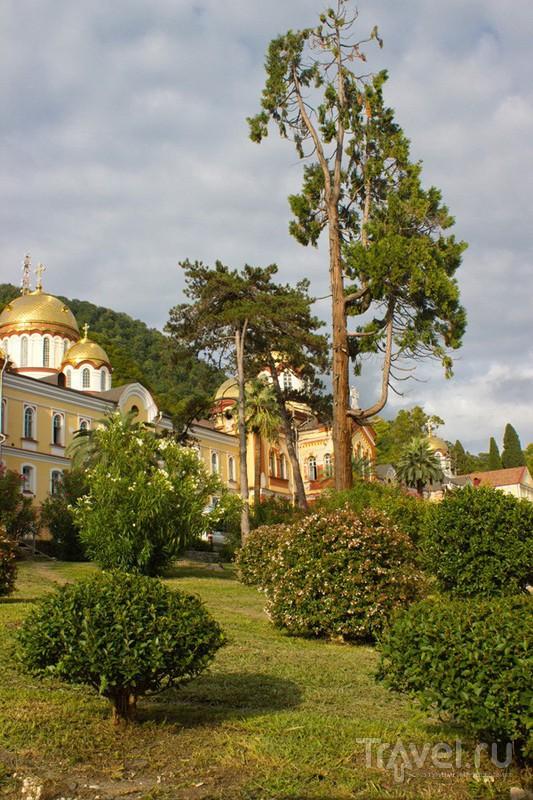 Абхазия. Золотое кольцо / Фото из Абхазии