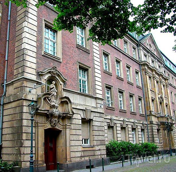 Больничный комплекс святой Терезии, Дюссельдорф / Фото из Германии