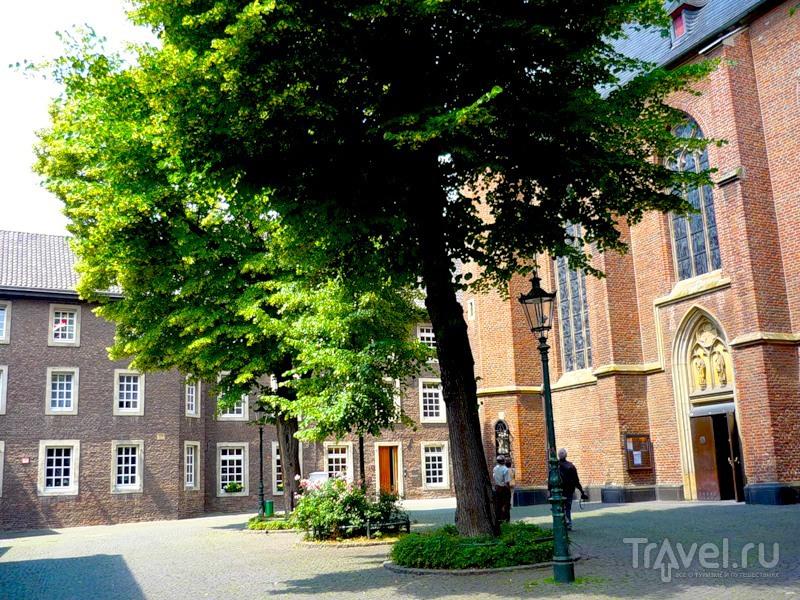 Базилика Святого Ламберта, Дюссельдорф / Фото из Германии