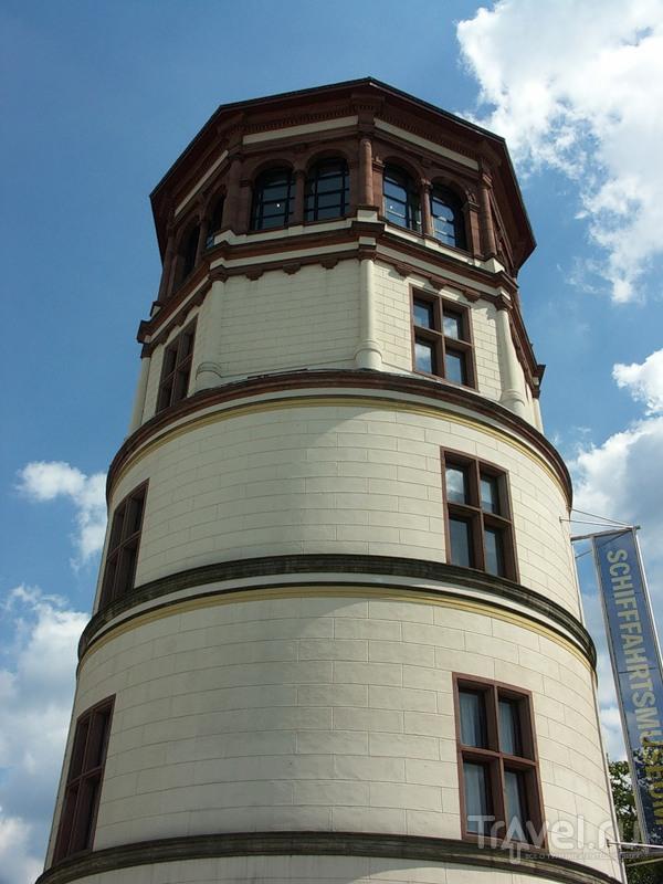 Музей судоходства и навигации, Дюссельдорф / Фото из Германии