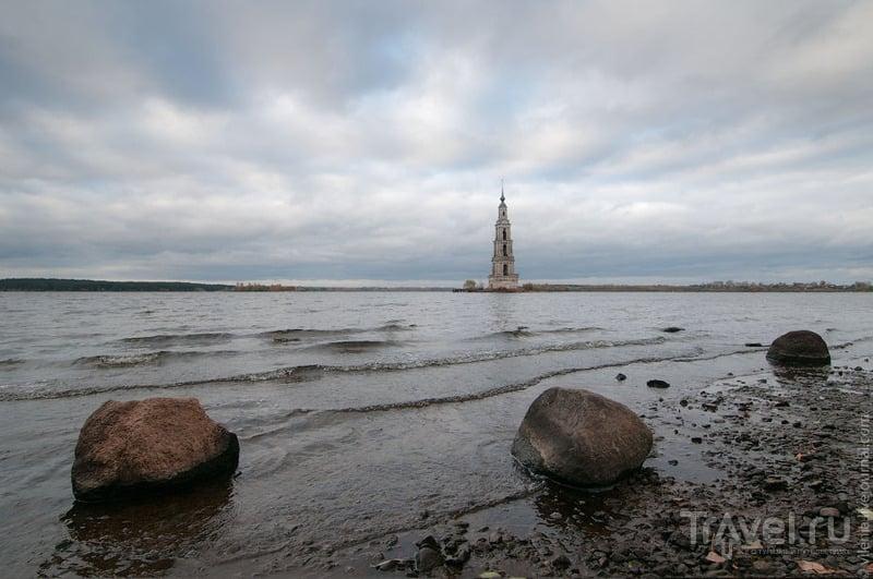 Калязин. Город одной колокольни / Россия