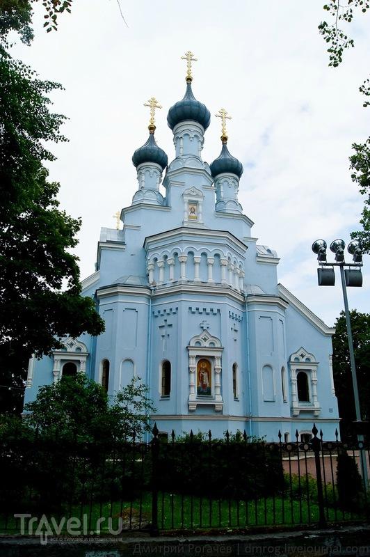 Собор Владимирской иконы Божьей Матери в  Кронштадте / Фото из России