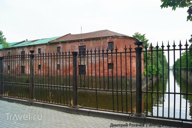 Адмиралтейство в  Кронштадте / Фото из России